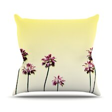 <strong>KESS InHouse</strong> Trees Throw Pillow