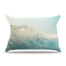 <strong>KESS InHouse</strong> The Wave Microfiber Fleece Pillow Case