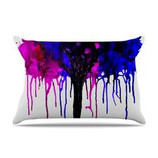 Weeping Willow Microfiber Fleece Pillow Case