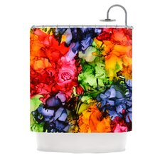 Teachers Pet II Polyester Shower Curtain