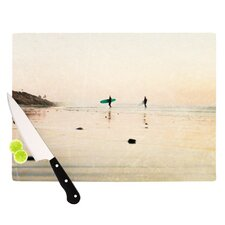 Surfers Cutting Board