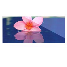 <strong>KESS InHouse</strong> Plumeria Floating Art Panel