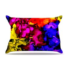 Chica Microfiber Fleece Pillow Case