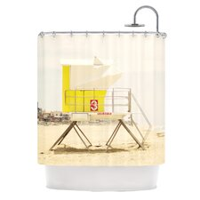 Tower Polyester Shower Curtain