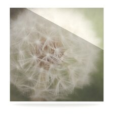 Dandelion Floating Art Panel