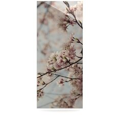 Japanese Cherry Blossom Floating Art Panel