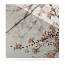 Japanese Blossom by Catherine McDonald Photographic Print Plaque