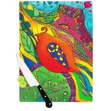 Psycho-Delic Dan Cutting Board