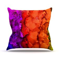 <strong>KESS InHouse</strong> Clairevoyant Throw Pillow