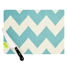 Salt Water Cure Cutting Board