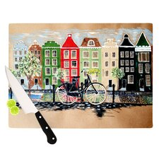 Bicycle Cutting Board