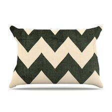 <strong>KESS InHouse</strong> Vintage Vinyl Microfiber Fleece Pillow Case