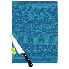 Beach Blanket Confusion Cutting Board