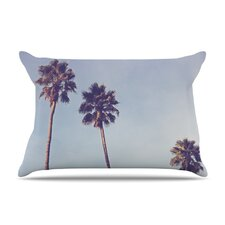 <strong>KESS InHouse</strong> Sunshine and Warmth Microfiber Fleece Pillow Case