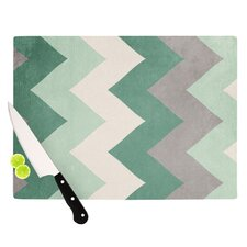 Winter Cutting Board