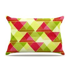 Palm Beach Microfiber Fleece Pillow Case