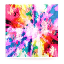 Technicolor Clouds by Caleb Troy Graphic Art Plaque