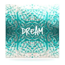 Tattooed Dreams by Caleb Troy Textual Art Plaque