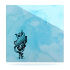 Owl III by Graham Curran Graphic Art Plaque