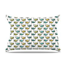 Spring Stem Microfiber Fleece Pillow Case