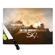 Touch The Sky Cutting Board