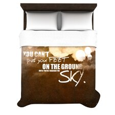 Touch The Sky Duvet Cover Collection