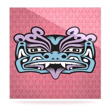 Fu Dog by Louie Gong Graphic Art Plaque