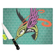 Hummingbird Friends Cutting Board
