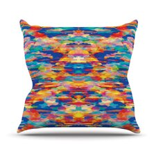 <strong>KESS InHouse</strong> Cloud Nine Throw Pillow
