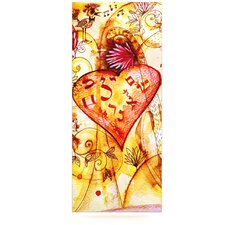 Tree of Love by Marianna Tankelevich Graphic Art Plaque