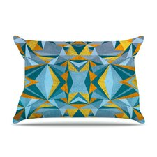 Abstraction Fleece Pillow Case