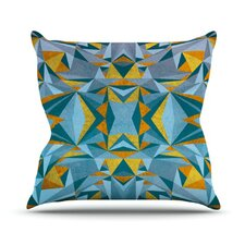 <strong>KESS InHouse</strong> Abstraction Throw Pillow