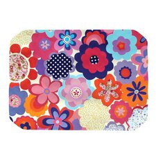 Patchwork Flowers Placemat