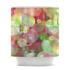 Dream Place Polyester Shower Curtain