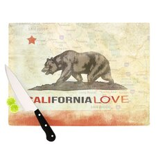 Cali Love Cutting Board