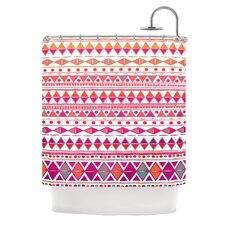 Summer Breeze Polyester Shower Curtain