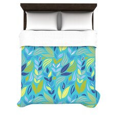 Underwater Bouquet Duvet Cover Collection