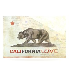 Cali Love by IRuz33 Graphic Art Plaque