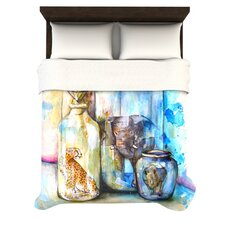 <strong>KESS InHouse</strong> Bottled Animals Duvet Cover Collection