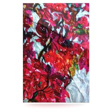 Bougainvillea Floating Art Panel