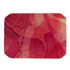 Delicate Leaves Placemat