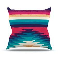 Surf by Nika Martinez Throw Pillow