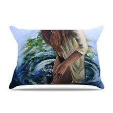 Knee Deep Fleece Pillow Case