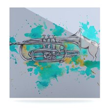 Hunting for Jazz by Kira Crees Painting Print Plaque