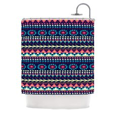 Aiyana Polyester Shower Curtain