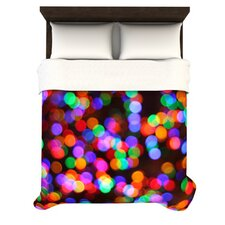 <strong>KESS InHouse</strong> Lights II Duvet Cover Collection