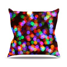 <strong>KESS InHouse</strong> Lights II Throw Pillow