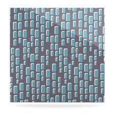 Cubic Geek Chic Floating Art Panel