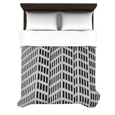 The Grid Duvet Cover Collection