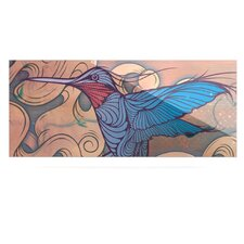 Aerialism by Mat Miller Graphic Art Plaque